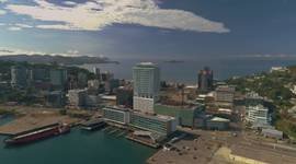 Location Overview: Central Business District in Port Moresby