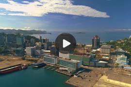 Location Overview: Port Moresby's CBD