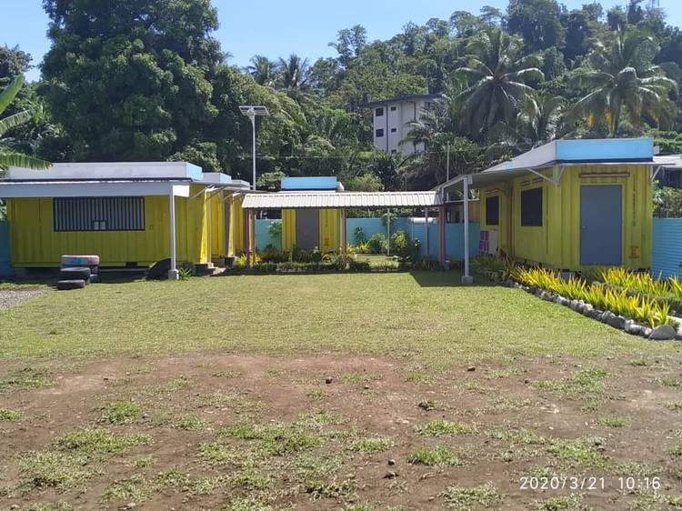 cor of Markham Road and Airways Ave Commercial, Lae, Lae, Morobe