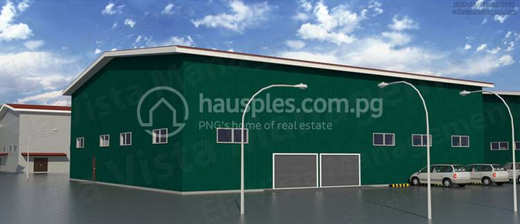 Glasnevin Shoplots, Warehouse 1, 8 mile, Port Moresby, NCD