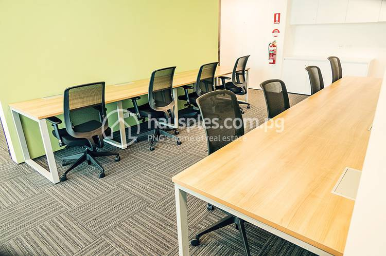 LEVEL 1, SERVICED OFFICES/HARBOURSIDE WEST TOWER STANLEY ESPLANADE, DOWNTOWN, PORT MORESBY, Town, Port Moresby, NCD
