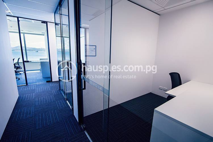LEVEL 1, SERVICED OFFICES,/HARBOURSIDE WEST TOWER STANLEY ESPLANADE, DOWNTOWN, PORT MORESBY, Town, Port Moresby, NCD
