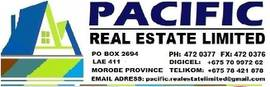 PACIFIC REAL ESTATE LTD undefined